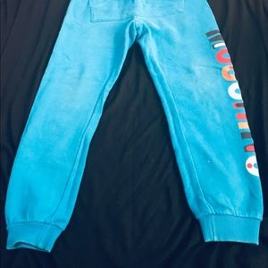 Boys Authentic Moschino Joggers